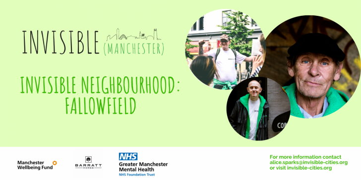 Discover Fallowfield with Invisible (Manchester)