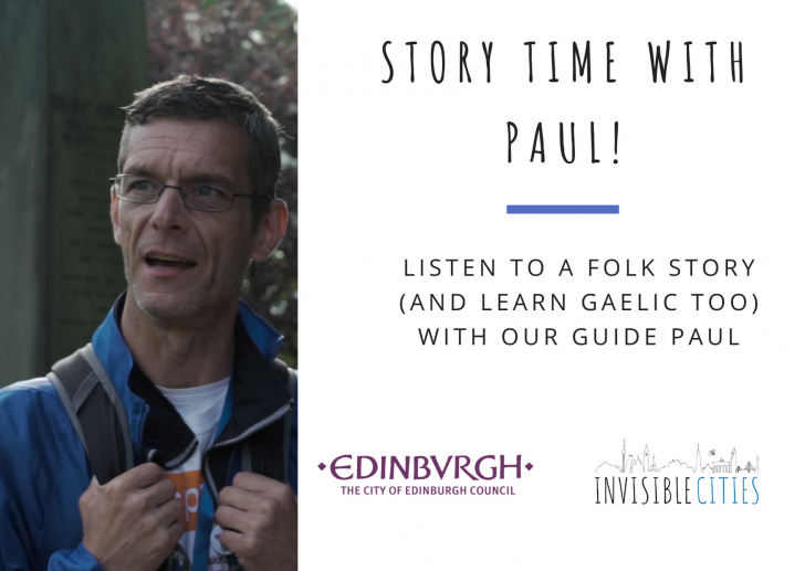 Story time with Paul