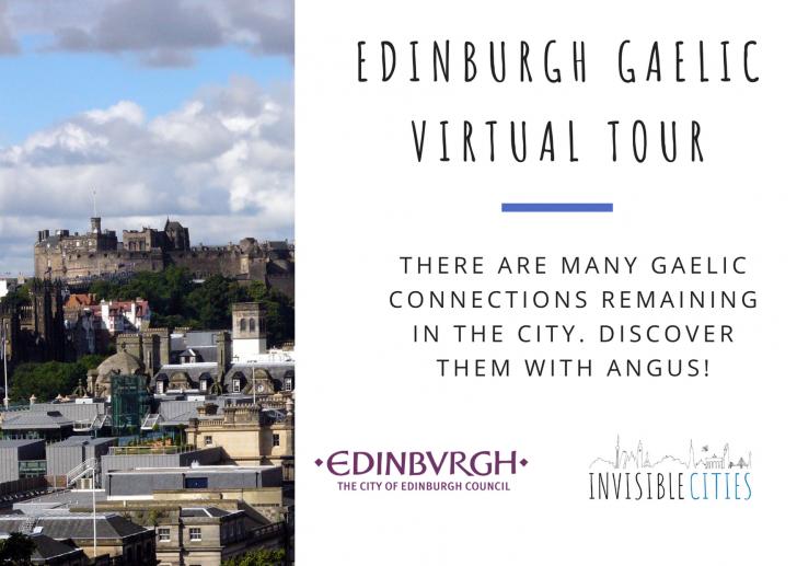 Virtual tour with Angus
