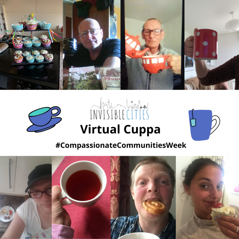 Invisible Cities Virtual Cuppa