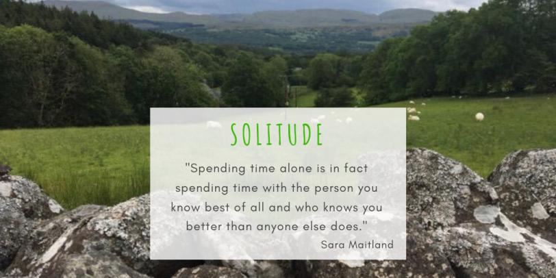 Solitude Post