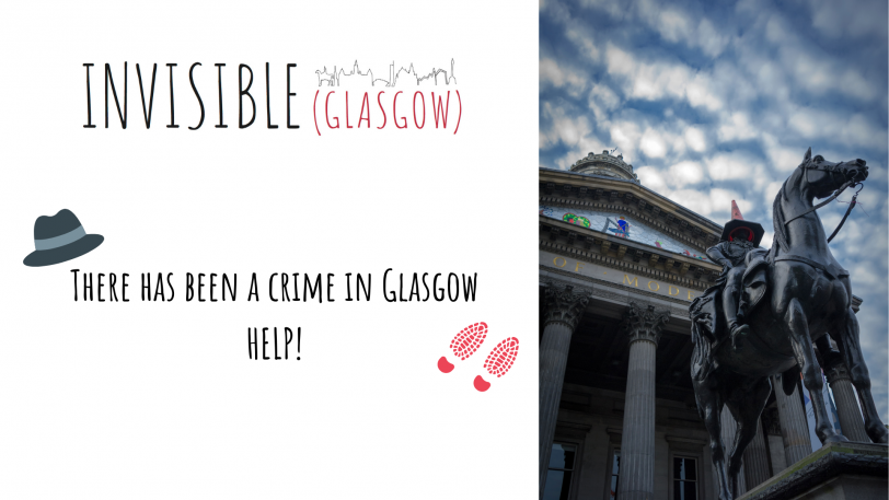 There has been a crime in Glasgow