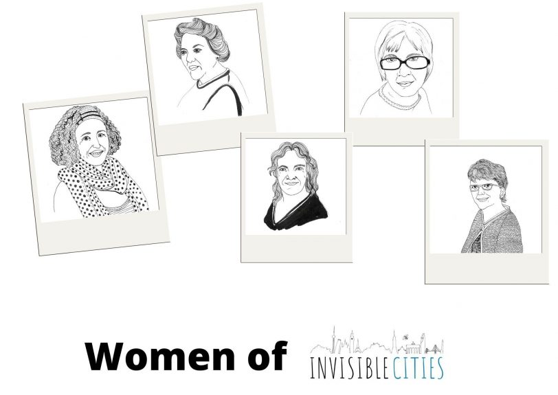 Women of Invisible cities