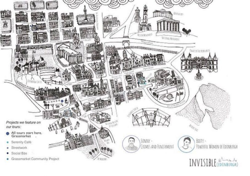 Invisible Edinburgh Tours