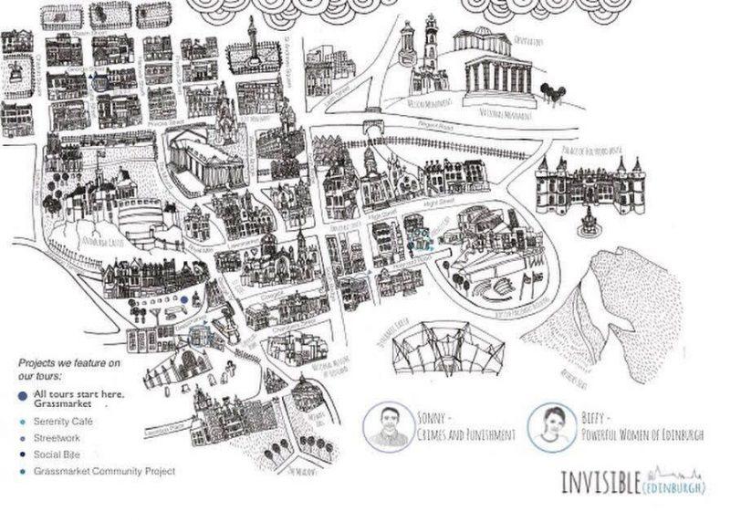Invisible Edinburgh Tours