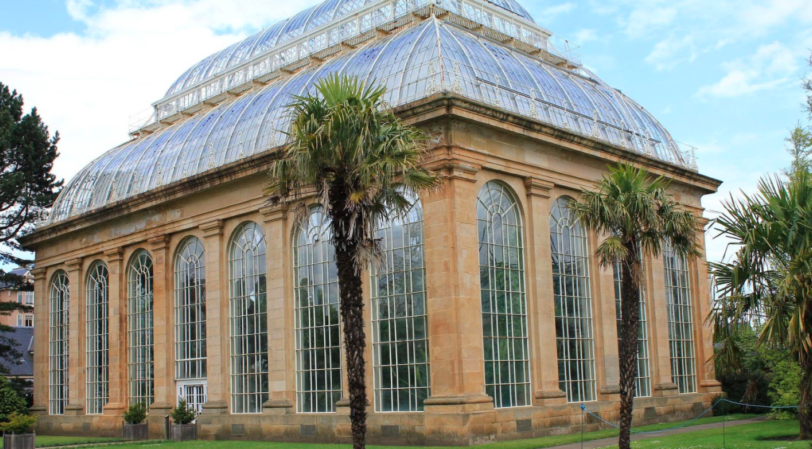 The royal botanic garden of edniburgh